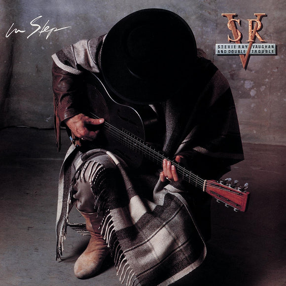 Stevie Ray Vaughan and Double Trouble - In Step - CD