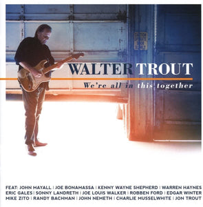 Walter Trout - We're In This Together - CD