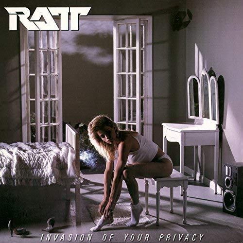 Ratt - Invasion Of Your Privacy - CD