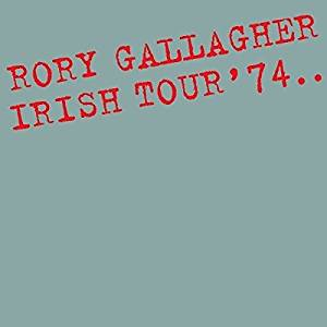 Rory Gallagher - Irish Tour - CD
