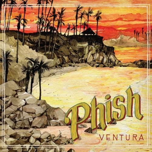 Phish -  Ventura - 6CD