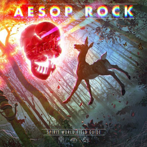Aesop Rock - Spirit World Field Guide - 2LP