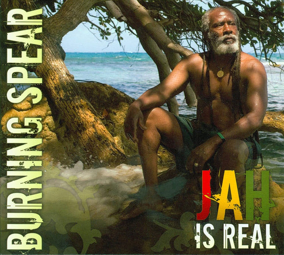 Burning Spear - Jah Is Real - CD