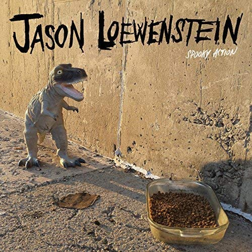 Jason Lowenstein - Spooky Action - CD