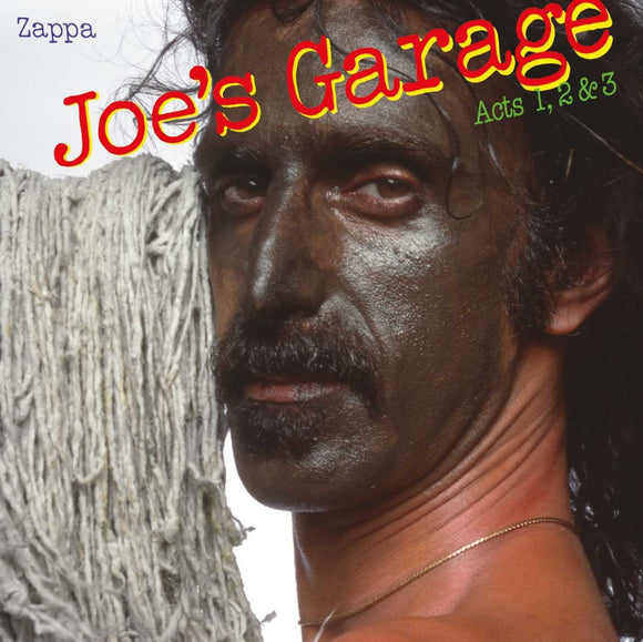 Frank Zappa - Joe's Garage Act's 1, 2 & 3 - 3LP