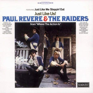 Paul Revere & The Raiders - Just Like Us! - CD