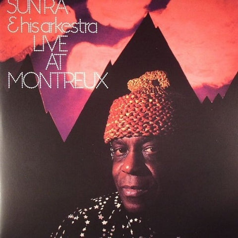Sun Ra and his Arkestra - Live at Montreaux - 2 LPs