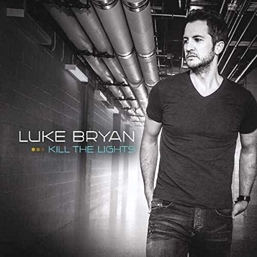 Luke Bryan - Kill The Lights - CD