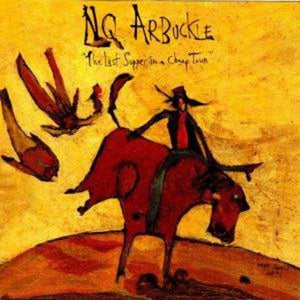 NQ Arbuckle - Last Summer In A Cheap Town - CD