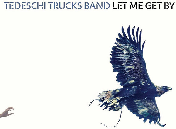 Tedeschi Trucks Band - Let Me Get By - CD