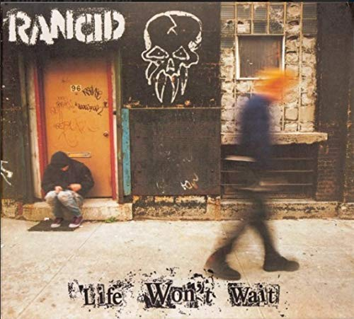 Rancid - Life Won't Wait - CD