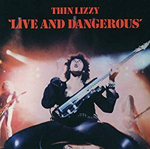 Thin Lizzy - Live & Dangerous - CD