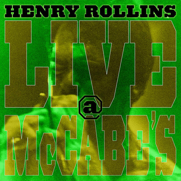 Henry Rollins -Live At McCabe's - CD