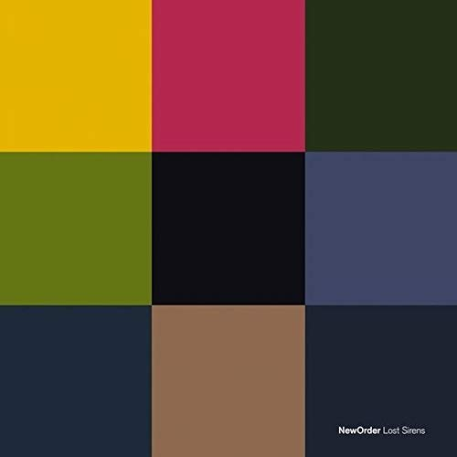 New Order - Lost SIrens - CD