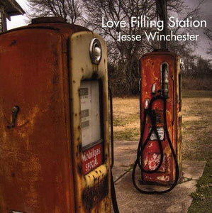 Jesse Winchester - Love Filling Station - CD