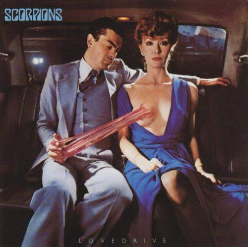Scorpions - Lovedrive - CD