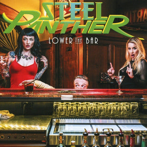 Steel Panther - Lower The Bar - CD
