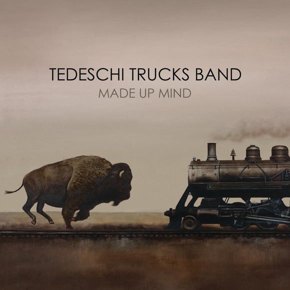Tedeschi Trucks Band - Made Up Mind - CD