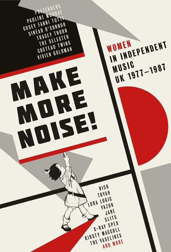 Make More Noise: Women In Independent Music Uk 1977-1987 - 4CD