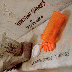Venetian Snares + Speedranch - Making Orange Things 2LP
