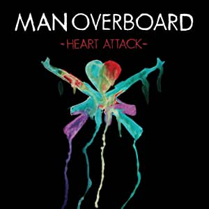 Man Overboard - Heart Attack - CD