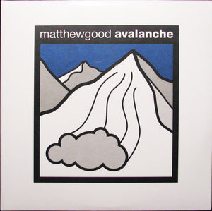 Matthew Good - Avalanche - 2 LPs