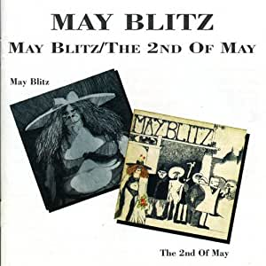 May Blitz - S/T/2nd - CD