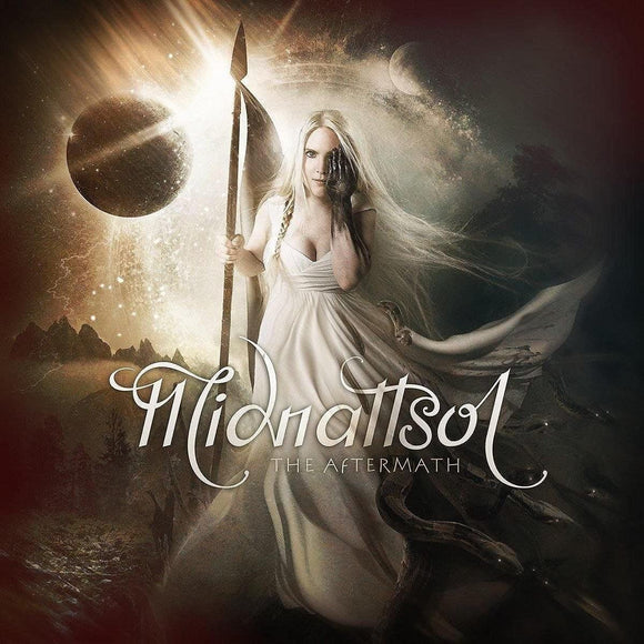 Midnattsol - The Aftermath - CD