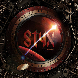 Styx - The Mission - CD