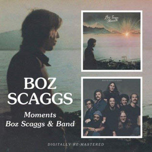 Boz Scaggs - Moments/Boz Scaggs & Band - CD