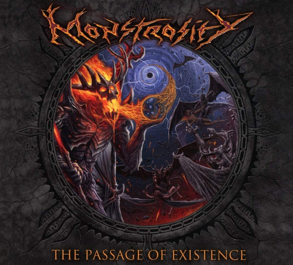 Monstrosity - The Passage Of Existence - CD