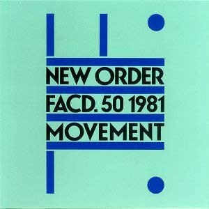 New Order - Movement - CD