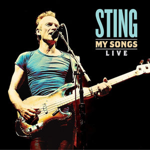 Sting - My Songs Live - 2LP
