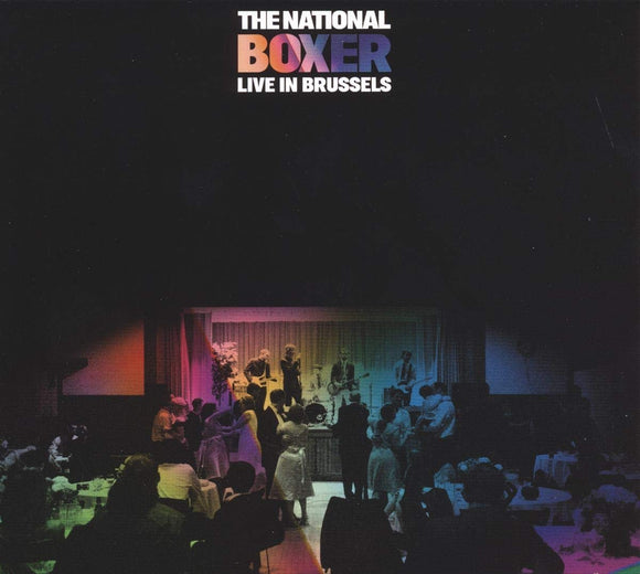 The National - Boxer Live In Brussels - CD