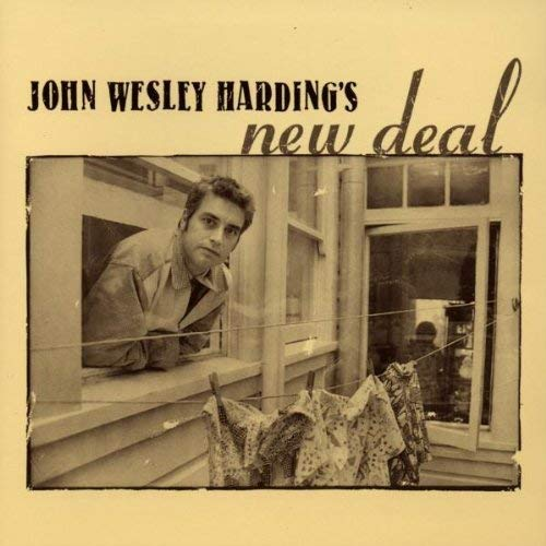 John Wesley Harding - New Deal - USED CD
