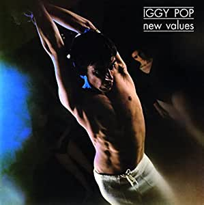 Iggy Pop - New Values - CD