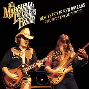 The Marshall Tucker Band - New Year's In New Orleans - 2CD