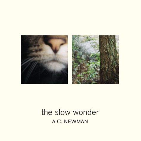 A.C. Newman - Slow Wonder - CD