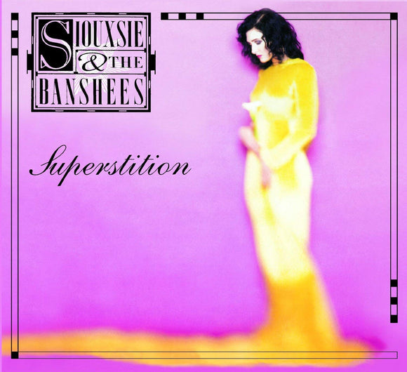 Siouxsie & The Banshees - Superstition - CD