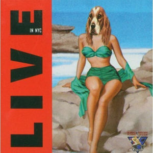 Iggy Pop - Live NYC - CD