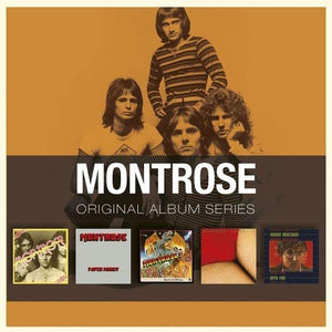 Montrose - Original Album Classics - 5CD