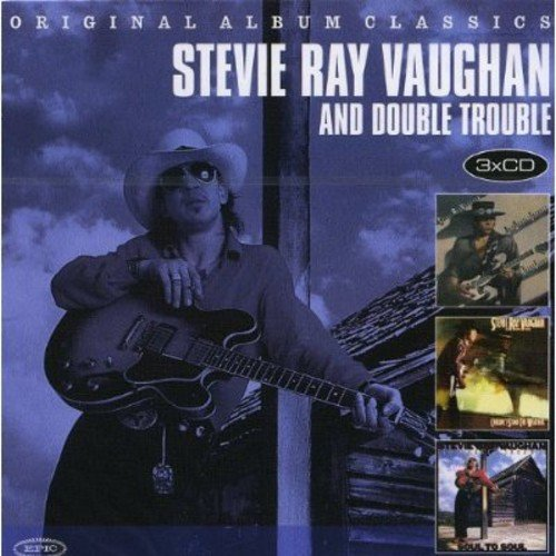 Stevie Ray Vaughan and Double Trouble - Original Album Classics - 3CD
