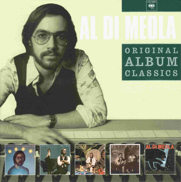 Al Di Meola - Original Album Classics - 5CD