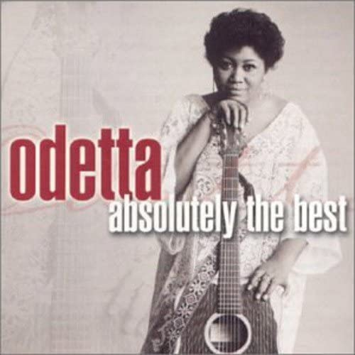 Odetta - Abolutely The Best - USED CD