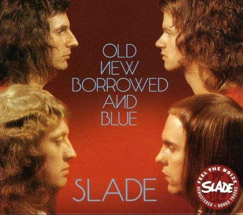 Slade - Old New Borrowed And Blue - CD