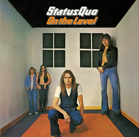 Status Quo - On The Level - CD