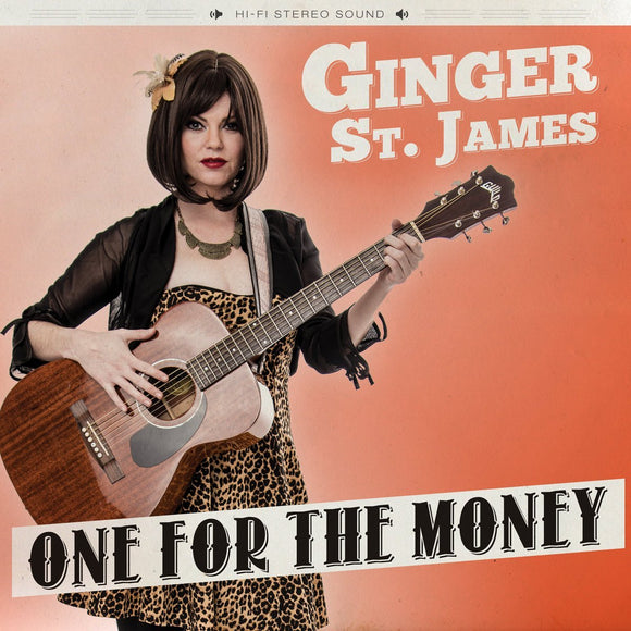 Ginger St James - One For The Money - CD
