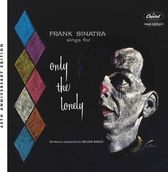 Frank Sinatra - Only The Lonely 60th - 2CD