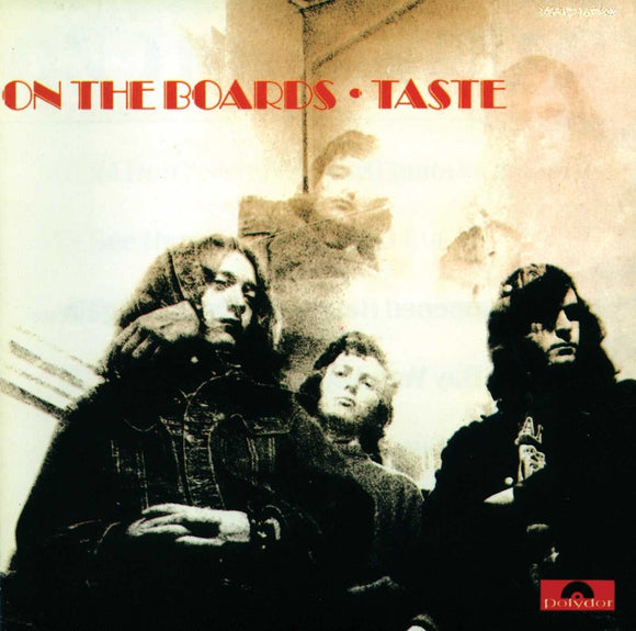 Taste - On The Boards - CD