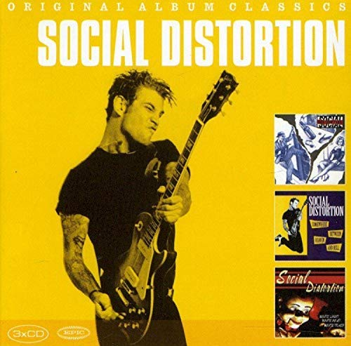 Social Distortion - Original Album Classics - 3CD